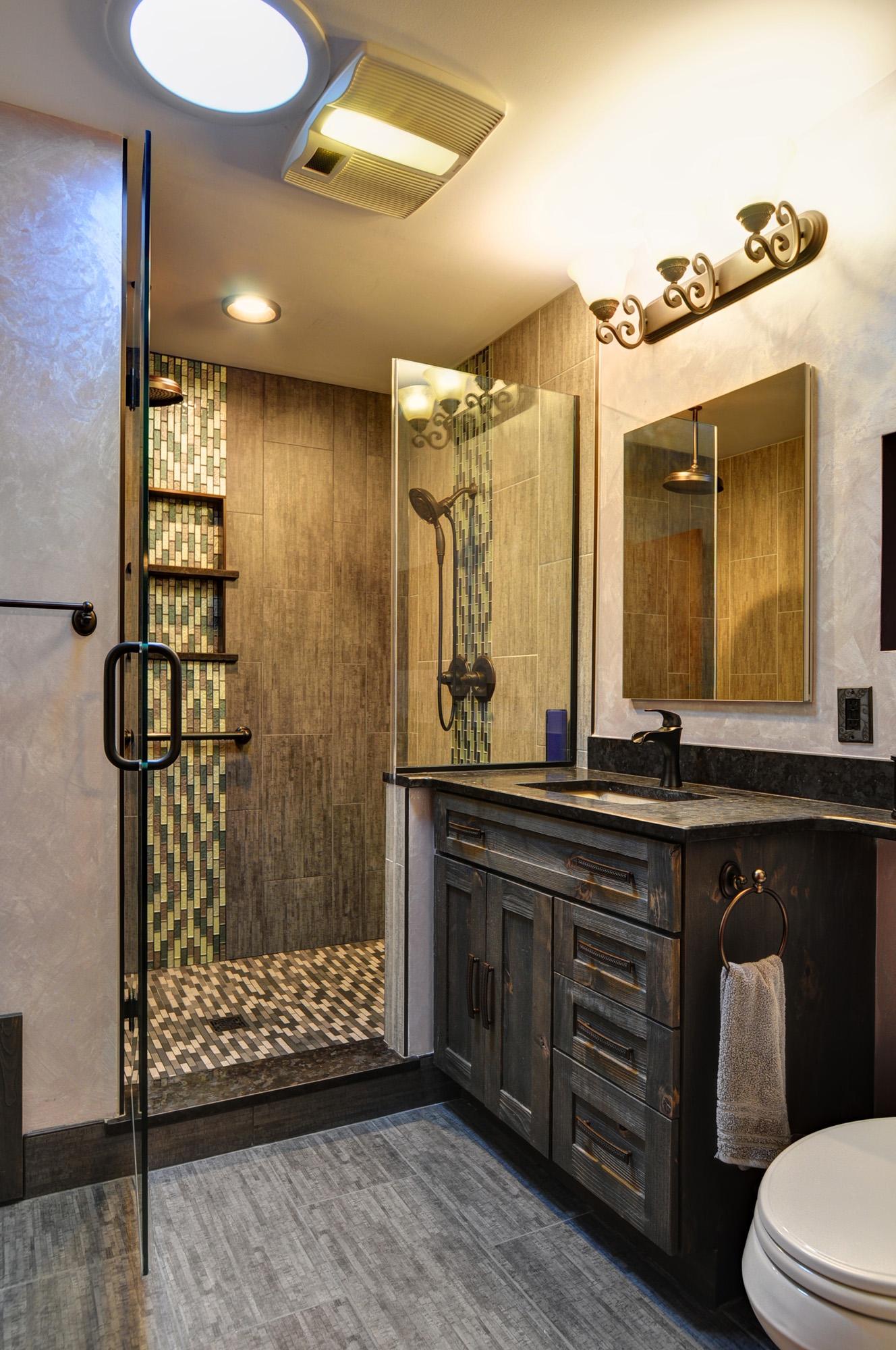 Bathroom Remodel Burlington Wi One