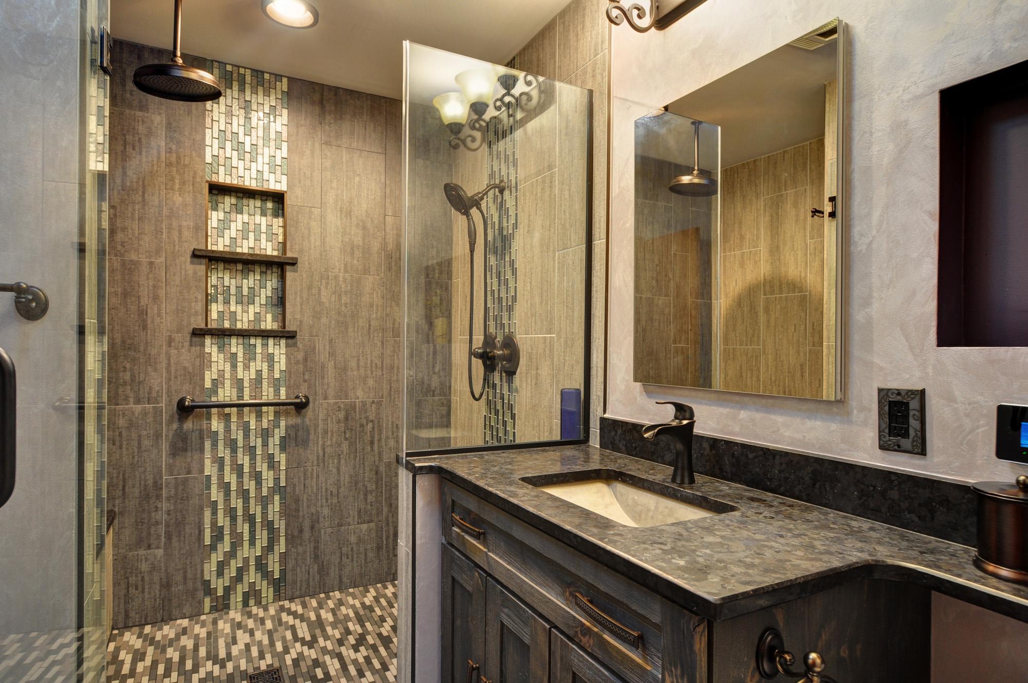 Burlington Bathroom Remodel Building Contractors - Bathroom remodel kenosha