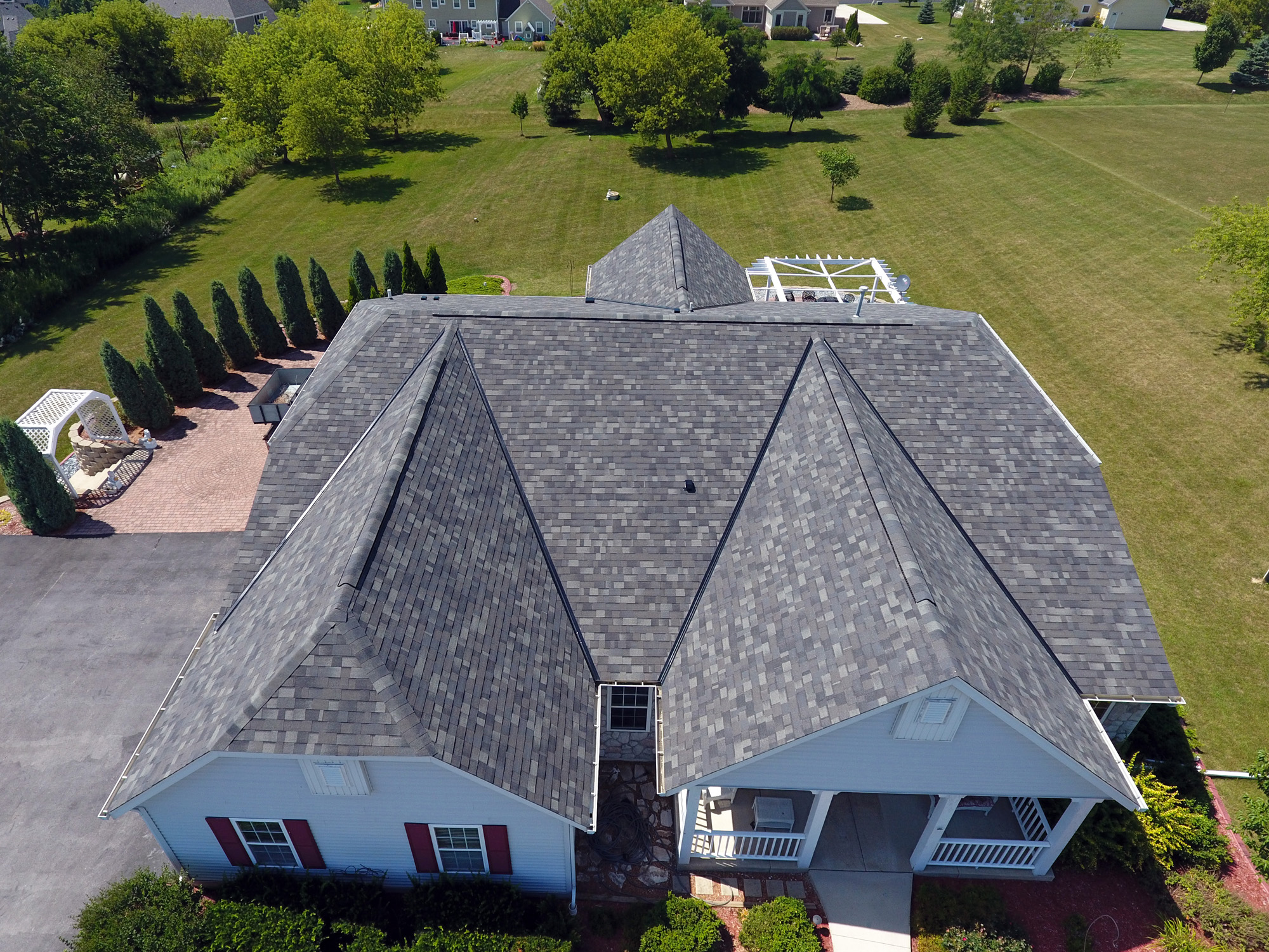 Residential Roofing Lisbon Wi Local Roofing Company