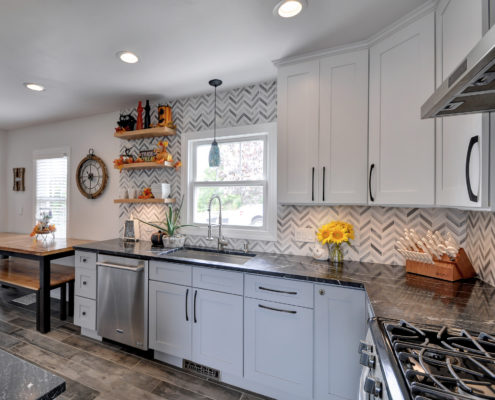Burlington Kitchen Remodels
